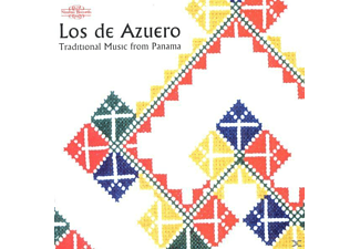 Los De Azuero - Traditional Music From Panama - (CD)