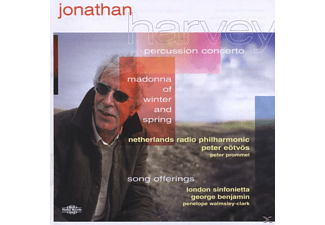 PROMMEL & NETHERLANDS RADIO PHILH. - Harvey:Percussion Concerto - (CD)