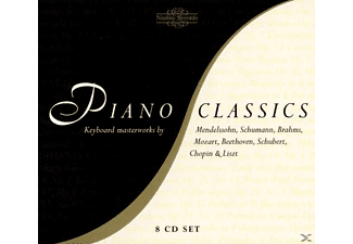 The Jones, Anderson, Robert, Deyanova - Piano Classics - (CD)