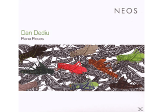 Dan Dediu - PIANO PIECES - (CD)
