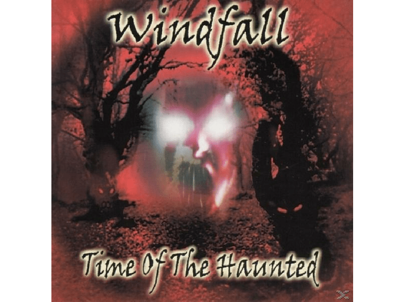 Windfall - Time Of The Haunted [CD]