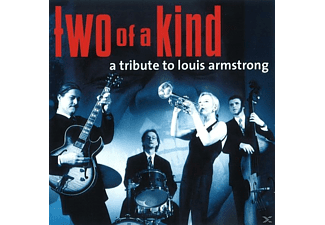 Two Of A Kind - A Tribute to Louis Armstrong - (CD)