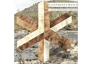 Sleepmakeswaves - ...And So We Destroyed Everything - (LP + Bonus-CD)