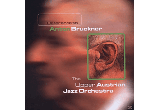 The Upper Austr!an Jazz Orchestra - Deference To Anton Bruckner - (CD)