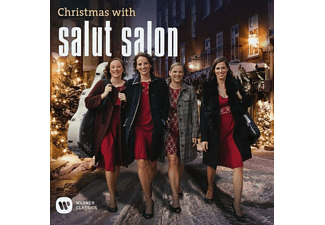 Salut Salon - Christmas With Salut Salon [CD]