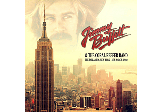 Jimmy Buffett, The Coral Reefer Band - The Palladium, New York 1980 - (CD)