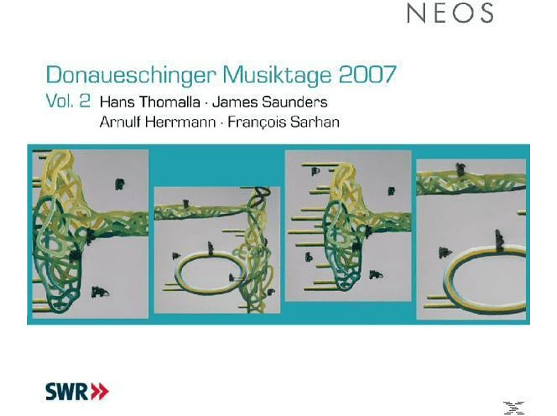 VARIOUS - Donaueschinger Musiktage 2007 Vol.2 [CD]