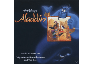 VARIOUS - Aladdin ( Deutsche Version ) - (CD)