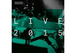 Cinerama - Live 2015, O2 Academy London - (CD)