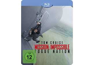 Mission Impossible - Rogue Nation (Steel-Edition) - (Blu-ray)