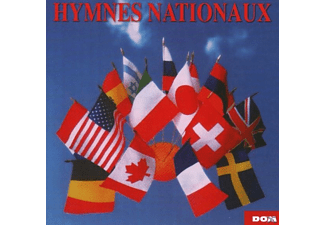 Folk - Nationalhymnen - (CD)
