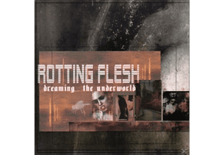 Rotting Flesh - Dreaming...The Underground - (CD)