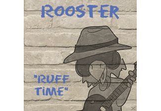 The Rooster - Ruff Time - (CD)