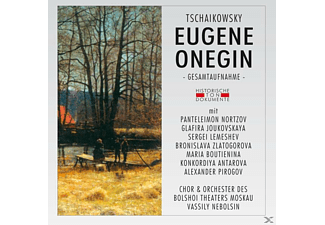ORCH.D.BOLSHOI THEATERS MOSKAU - Eugene Onegin - (CD)