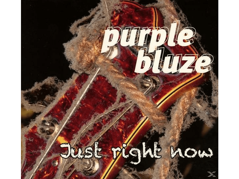 Purple Bluze - Just Right Now [CD]