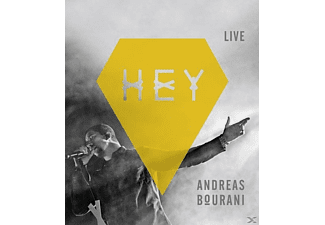 Andreas Bourani - Hey (Live) - (Blu-ray)
