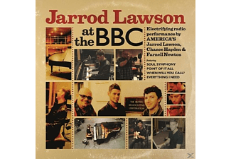 Jarrod Lawson - Jarrod Lawson At The Bbc - (Vinyl)