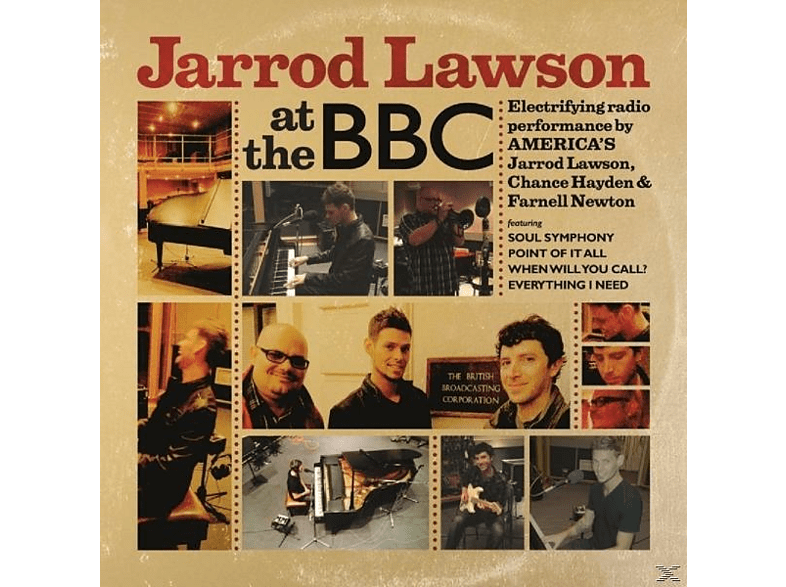 Jarrod Lawson - Jarrod Lawson At The Bbc [Vinyl]