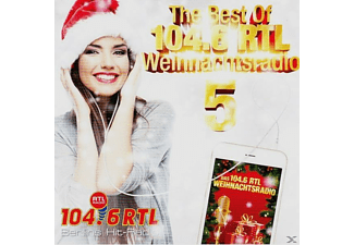 VARIOUS - Best Of Weihnachtsradio Vol.5/104.6 RTL - (CD)