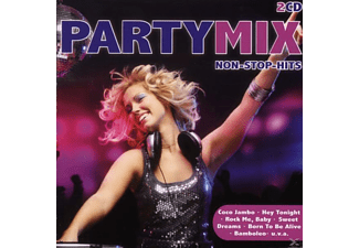 VARIOUS - Party Mix-Non Stop Hits - (CD)