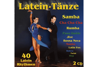 VARIOUS - Latein-Tänze - (CD)