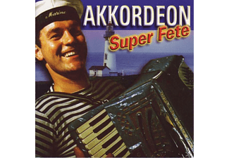 VARIOUS - Akkordeon Super Fete - (CD)