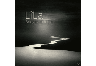 Lila - Bridges To India - (CD)