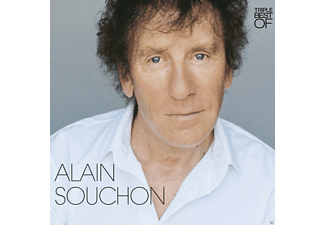 Alain Souchon - Best-Of 3cd (New Digipack Collection) [CD]
