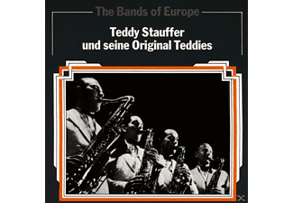 Teddy Stauffer - Bands Of Europe - (CD)