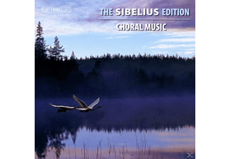 SUND/WIKSTRÖM/RUSANEN/MURTO/LANGBACKA - The Sibelius Edition - Choral Music - (CD)