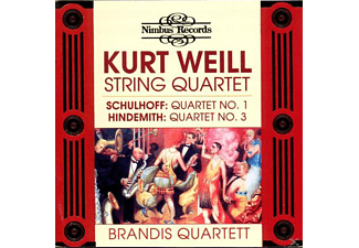 Bris Quartett - String Quartet - (CD)
