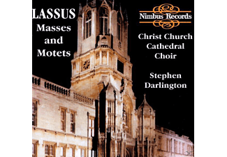 Stephen/christ Church Cathedral Choir Darlington - Masses And Motets - (CD)