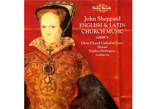 Stephen/christ Church Cathedral Choir Darlington - Church Music - (CD)