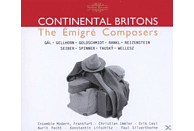 Ensemble Modern, VARIOUS, Levi, Pacht - Continental Britons [CD]