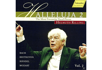 Helmuth Rilling - Halleluja 2 - (CD)