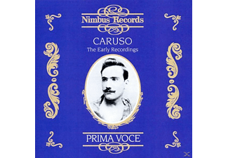 Enrico Caruso, VARIOUS - Caruso The Early Recordings - (CD)