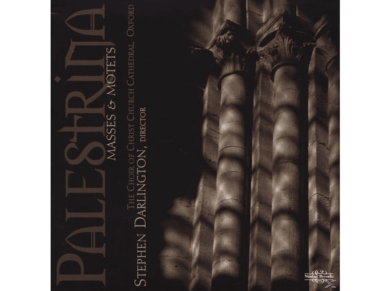 Stephen/christ Church Cathedral Choir Darlington - Masses And Motets [CD]