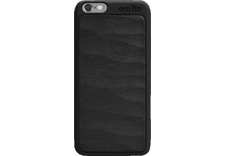 ORA ITO Wood Cover Ita Handyhülle, Schwarz, passend für Apple iPhone 6, iPhone 6S
