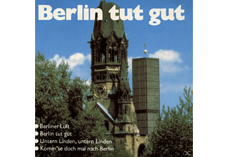 VARIOUS - Berlin Tut Gut - (CD)