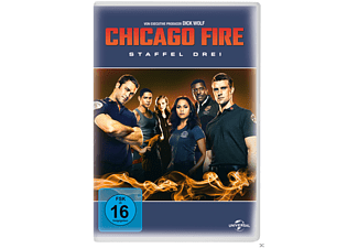 Chicago Fire - Staffel 3 [DVD]