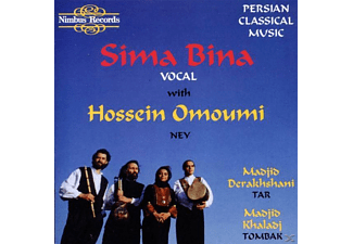 Simba Bina - Persian Classical Music - (CD)