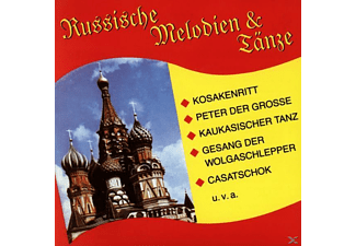 VARIOUS - Russische Tänze - (CD)