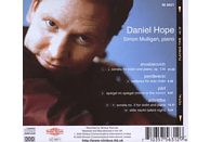Daniel Hope, Simon Mulligan Daniel Hope - Shostakovich:Violin Sonata [CD]