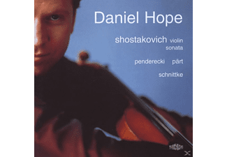 Daniel Hope, Simon Mulligan Daniel Hope - Shostakovich:Violin Sonata - (CD)