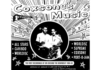 VARIOUS - Coxsone's Music 1960-1963(2) - (LP + Download)