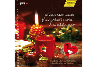 VARIOUS - Musikalische Adventskalender 2009 - (CD)