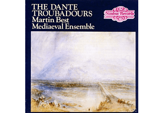 Martin Mediaeval Ensemble Best - Dante Troubadours - (CD)