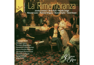 LARMORE/FORD/CULLAGH/CUSTER/SIRAGUS, Harper/Larmore/Ford/Cullagh/+ - La Rimembranza Il Salotto Vol.5 - (CD)
