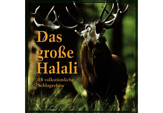 VARIOUS - Das Grosse Halali - (CD)