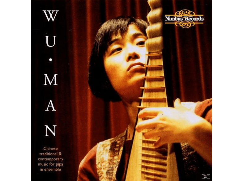 Wu Man - Chinese Traditional Music For Pipa [CD]